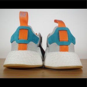 878ddda964e70 adidas Shoes - Adidas Nmd R2 Summer Crystal White Gum CQ3080